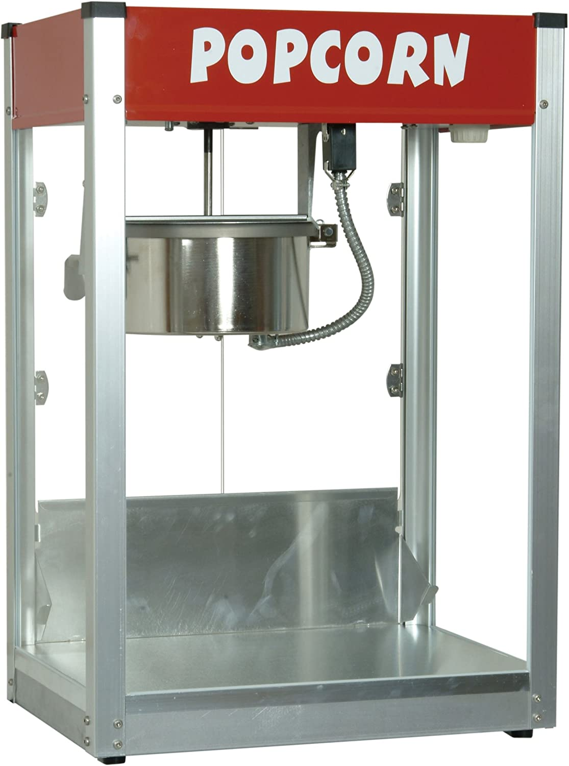 Paragon – Manufactured Fun Thrifty Pop Pop 8 Ounce Popcorn Machine for Professional Concessionaires Requiring Commercial Quality High Output Popcorn Equipment