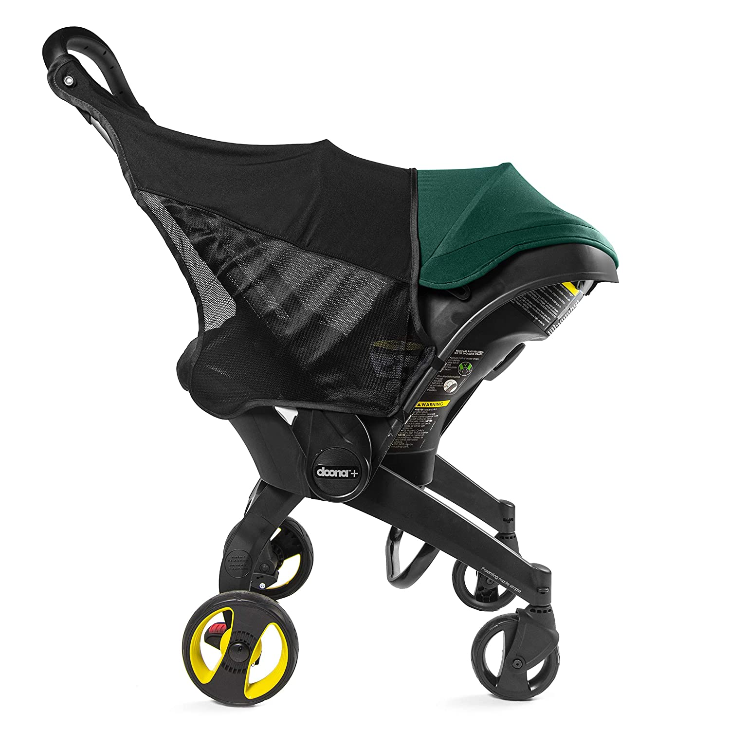 Baby /& Beyonds for The Doona Infant car seat Stroller Doona Sunshade Extension