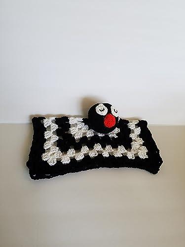 Amazon Penguin Lovey Handmade