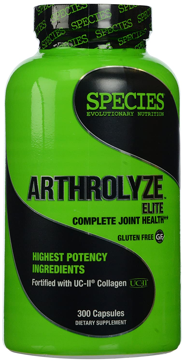 Species Nutrition Arthrolyze Elite, 300 Count