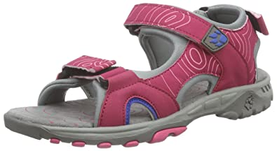 Cruise G Athletic Jack Sandal Lakewood Sandals Wolfskin Pink Girls' qUxgTSA