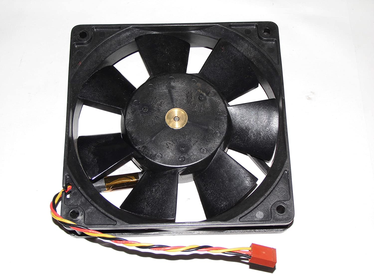 SANYO 12025 109P1212H401 12V 0.45A 3Wire Cooling Fan