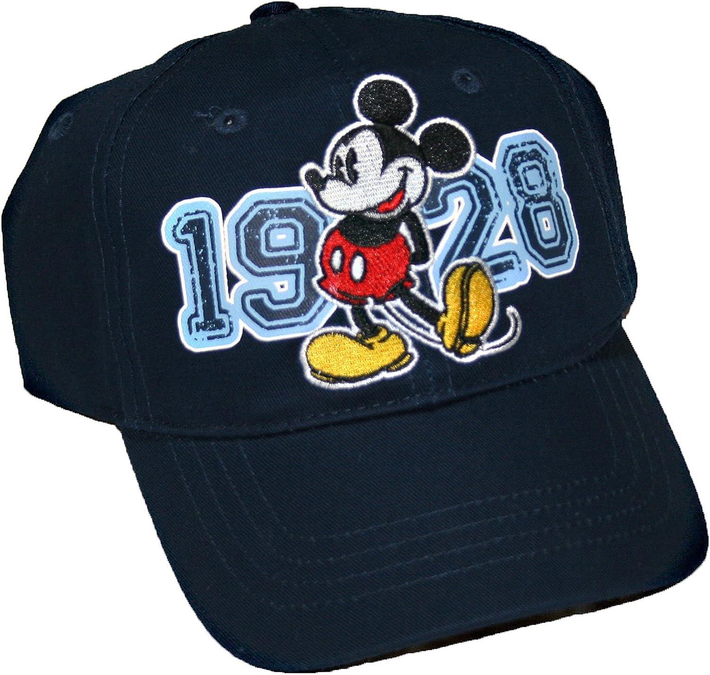 Disney Classic Mickey Mouse Little Boys Baseball Hat