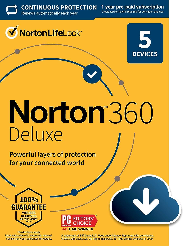 Norton 360 Deluxe Discount Coupon Code