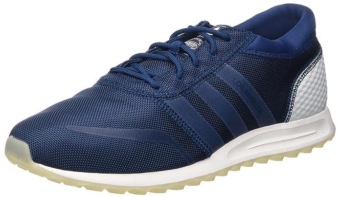 adidas Los Angeles Schuhe Herren blau m. blauen Streifen
