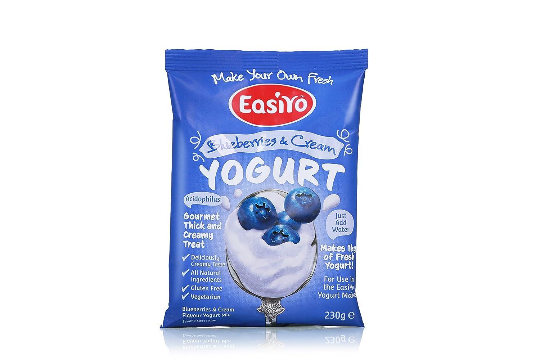 EasiYo Blueberries & Cream 230G GroceryCentre