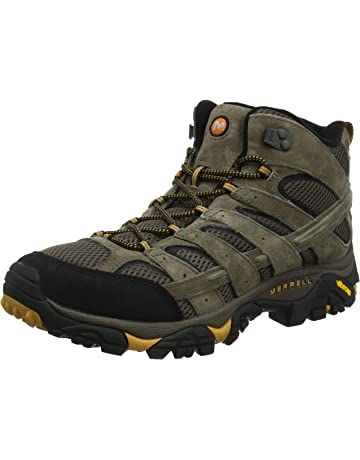 552033048dc Merrell Men s Moab 2 Vent Mid Hiking Boot