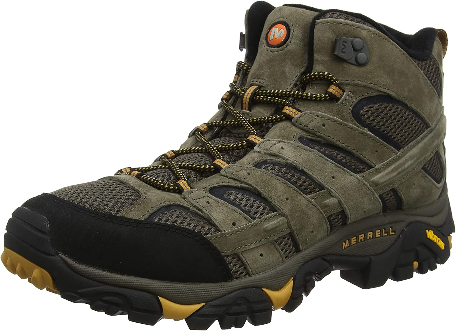 Model Name: Merrell Men's Moab 2 vents Mid Hiking Boot