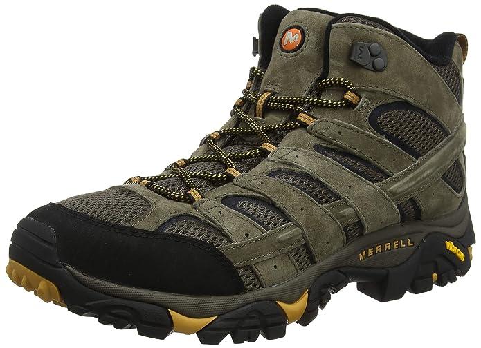 Merrell Men's Moab 2 Vent Mid Hiking Boot