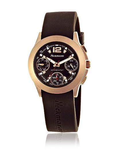 Neck Marine Reloj NKM876009 Marrón