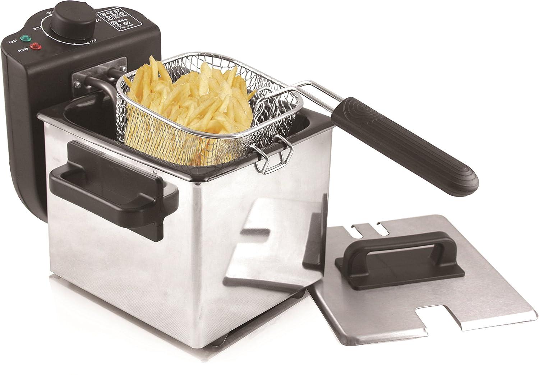 Comelec freidora fr1260 1.2 litros inox: Amazon.es: Hogar