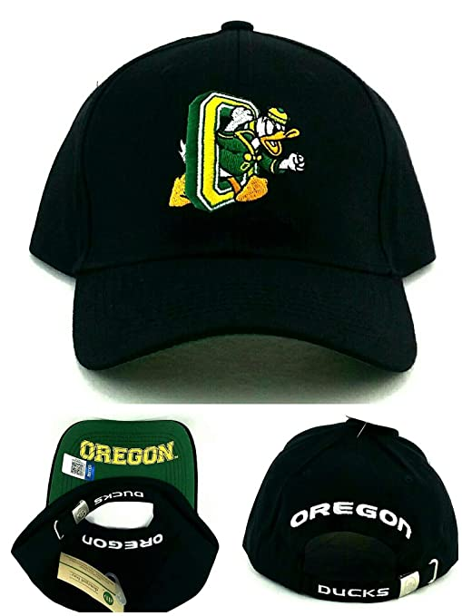 Image Unavailable. Image not available for. Color  Donegal Bay Oregon Ducks  New Vault Puddles Black Green Yellow Adjustable Strapback Era Hat Cap 13844585f24d