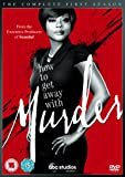 How To Get Away With Murder: The Complete First Season (4 Dvd) [Edizione: Regno Unito]