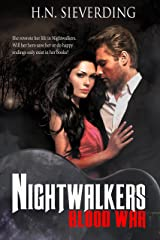 Blood War (Nightwalkers Book 3)