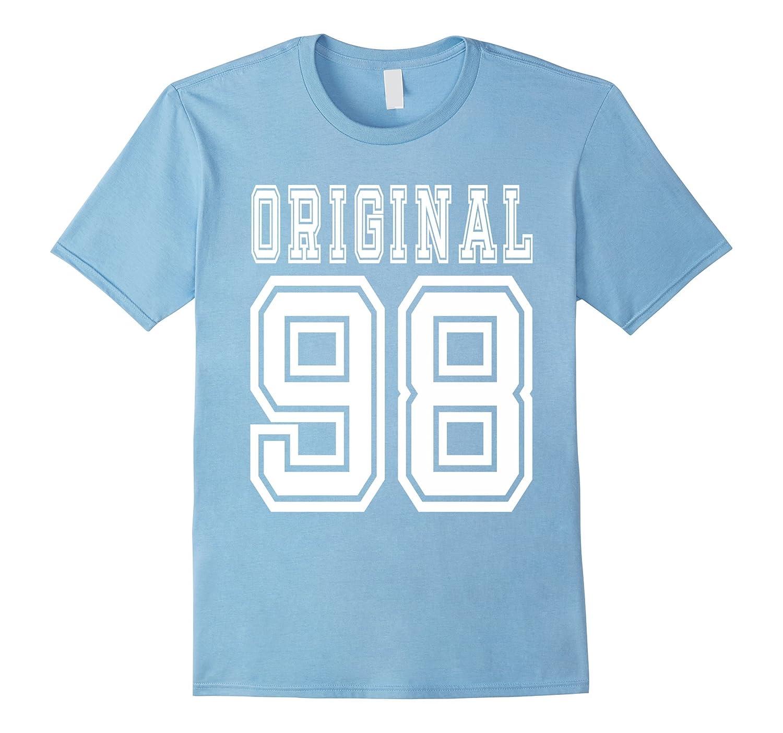 18th Birthday Gift Idea 18 Year Old Boy Girl Shirt 1998 BN