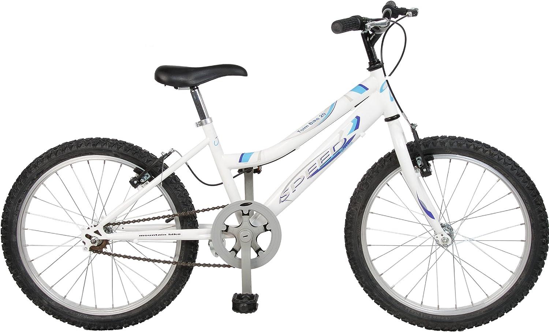 TOIMSA Toim - Bicicleta de Montaña 20 Pulgadas Monovelocidad ...