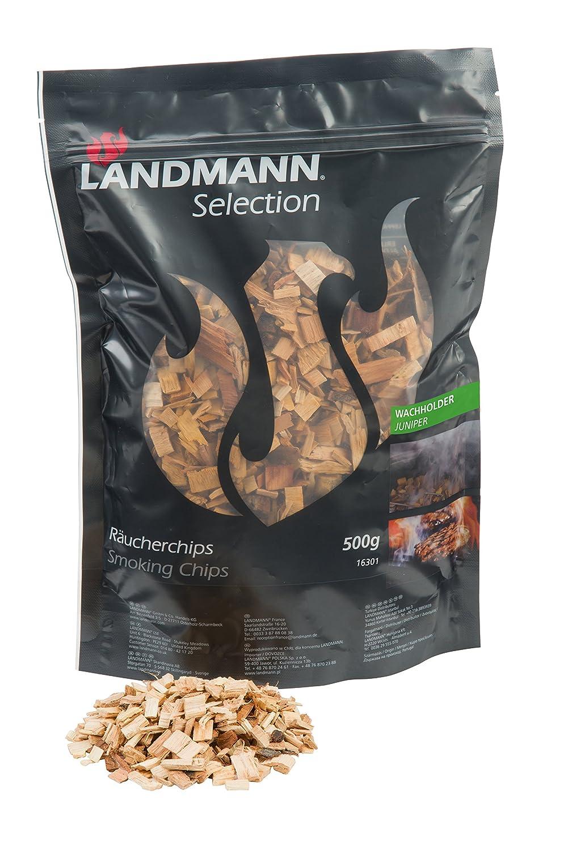 Landmann 16301affumicatura, Marrone, 33x 30x 16cm