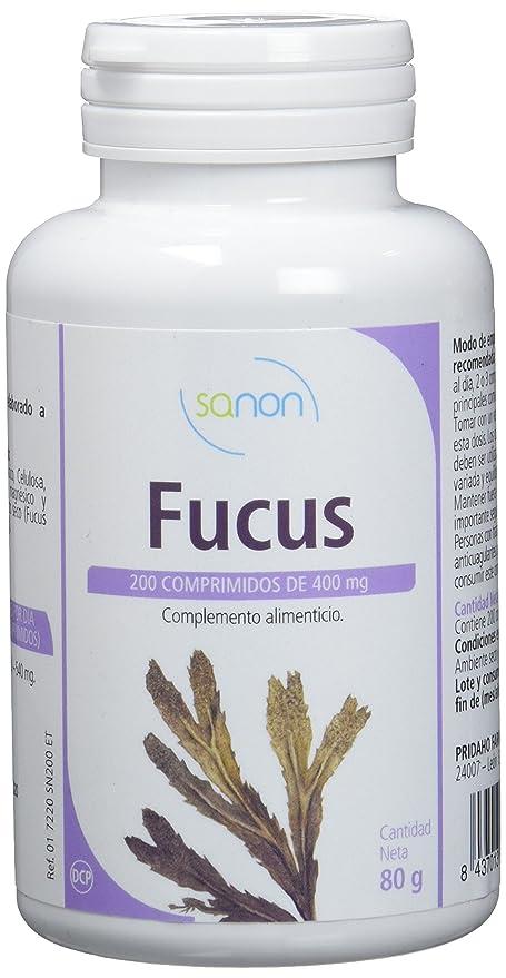 SANON Fucus 200 comprimidos de 400 mg