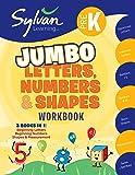 Pre-K Letters, Numbers   Shapes Super Workbook (Sylvan Super