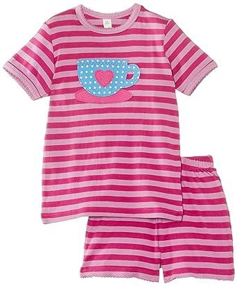 2e7207a61 Sense Organics - Pijama de manga corta para niña, talla 2 años (2-3 ...