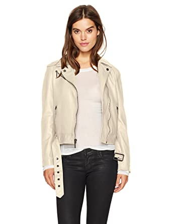 d69fb808ed85b Kenneth Cole New York Women s Classic Moto Jacket at Amazon Women s Coats  Shop