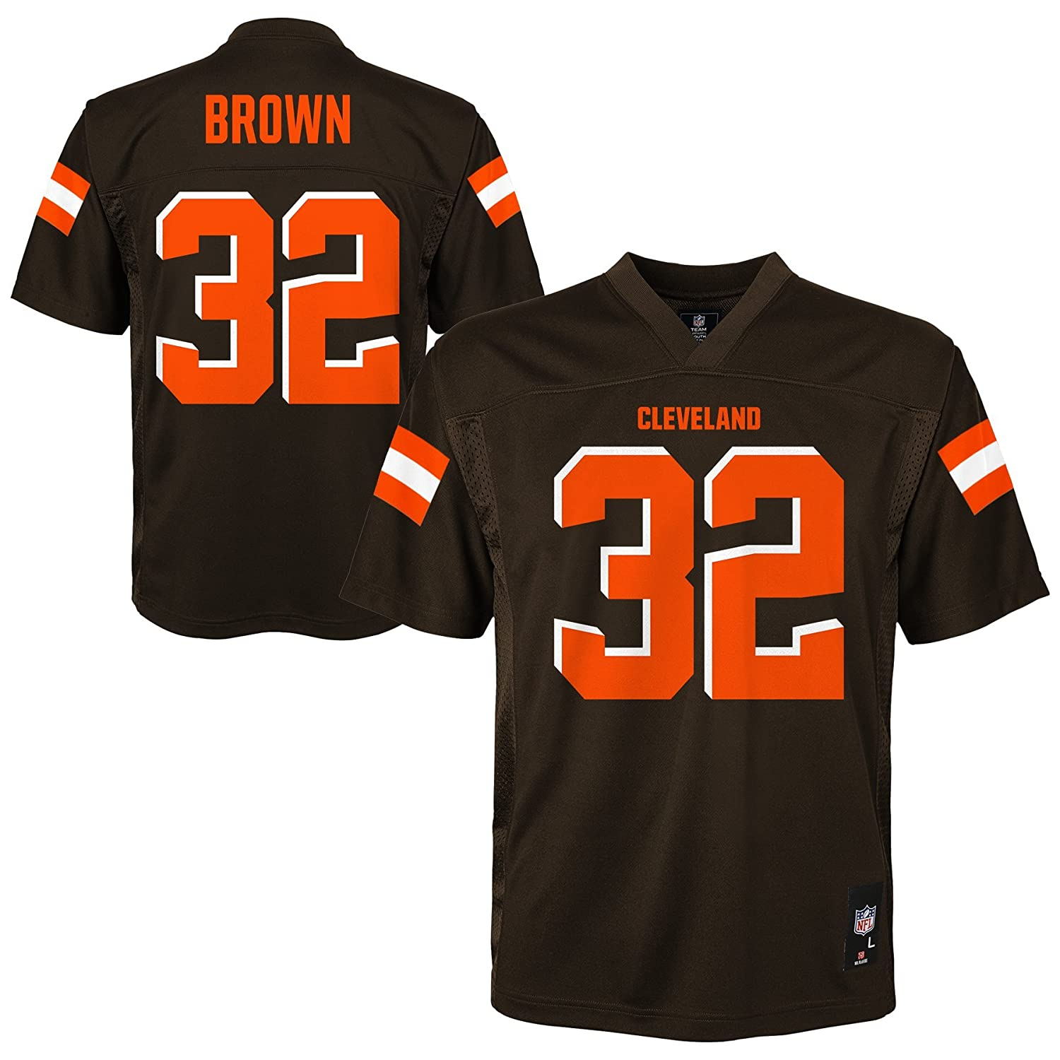 Amazon.com   OuterStuff NFL Youth Boys Player Jersey   Sports   Outdoors 419c3692e