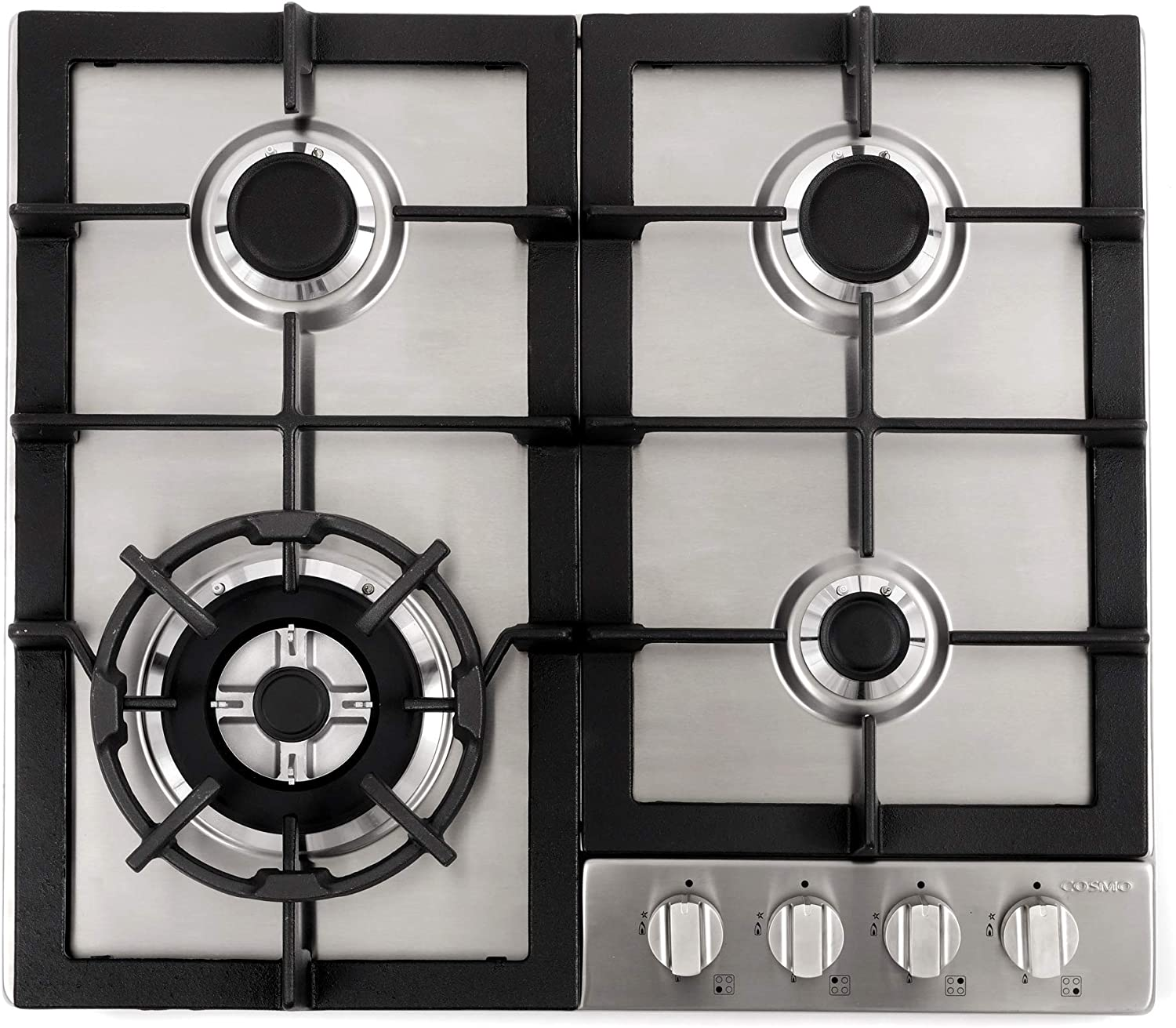 Choose Top 8 Best gas range for Home Chef in 2020 15