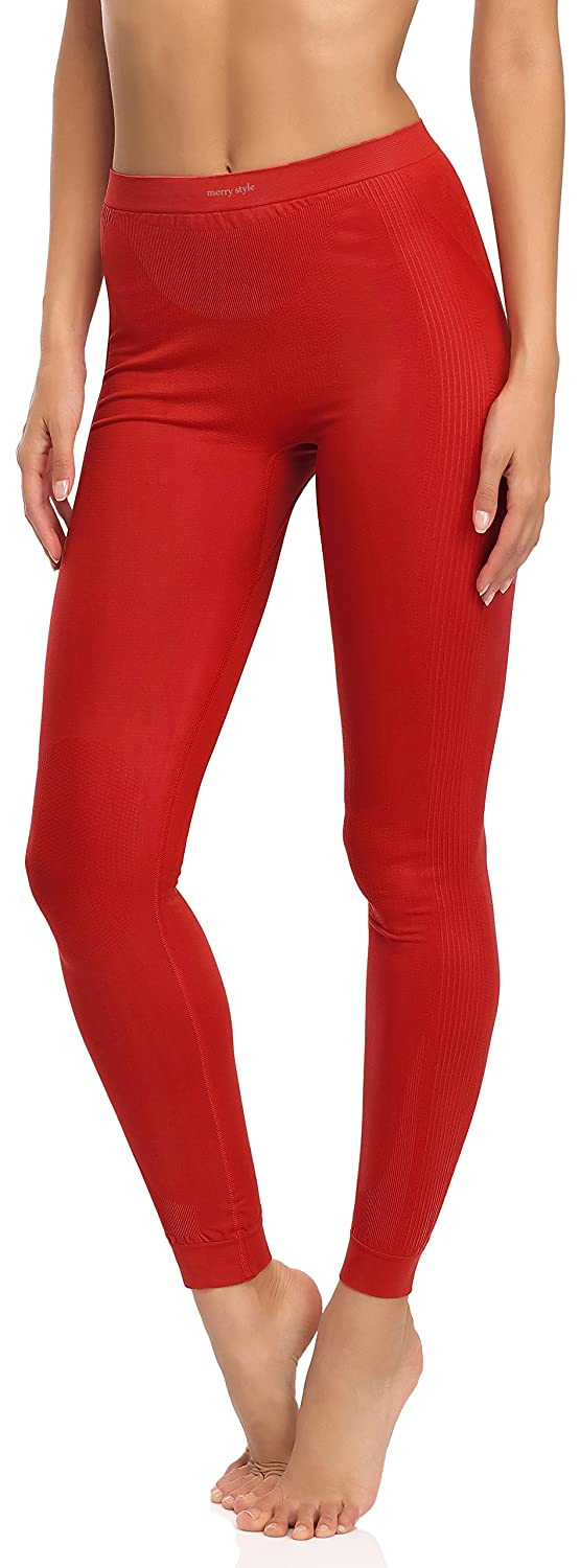 Merry Style Women's Functional Underwear Thermo Active Long Johns 06 120