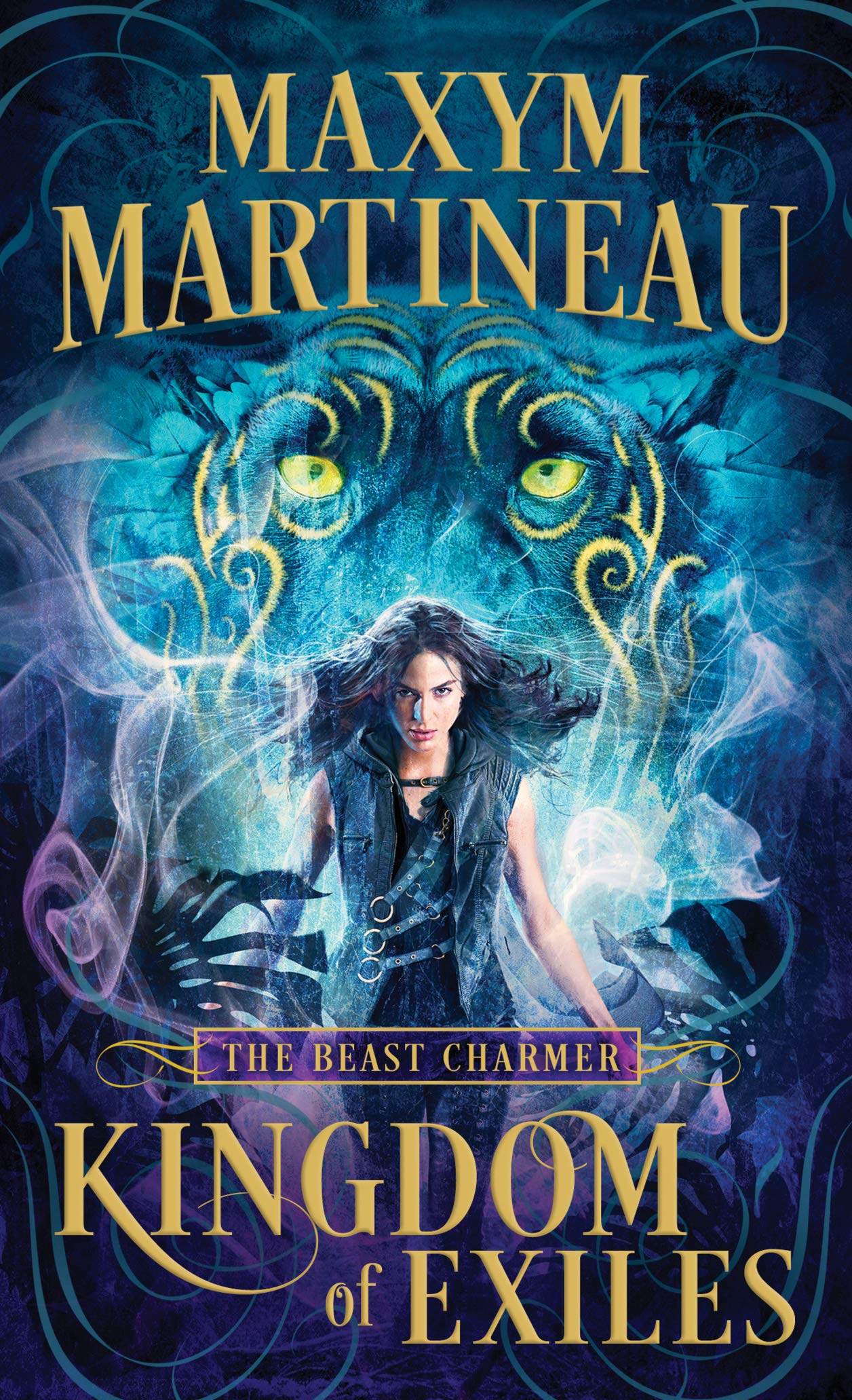 Kingdom of Exiles (The Beast Charmer): Martineau, Maxym M ...
