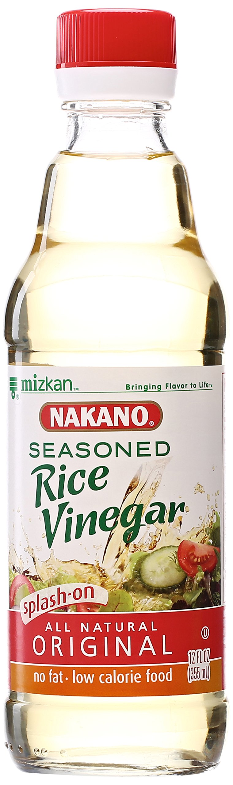 Nakano Seasoned Rice Vinegar, 12 oz.