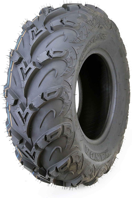 Set of 2 Premium WANDA ATV UTV Tires 26x9-14 26x9x14 6PR Mud Sling