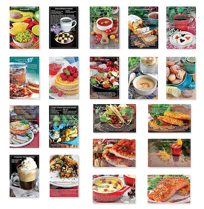 The Best Postcard Food