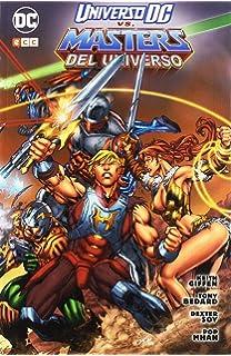 Injustice vs. Masters del Universo: Amazon.es: Tim Seeley ...