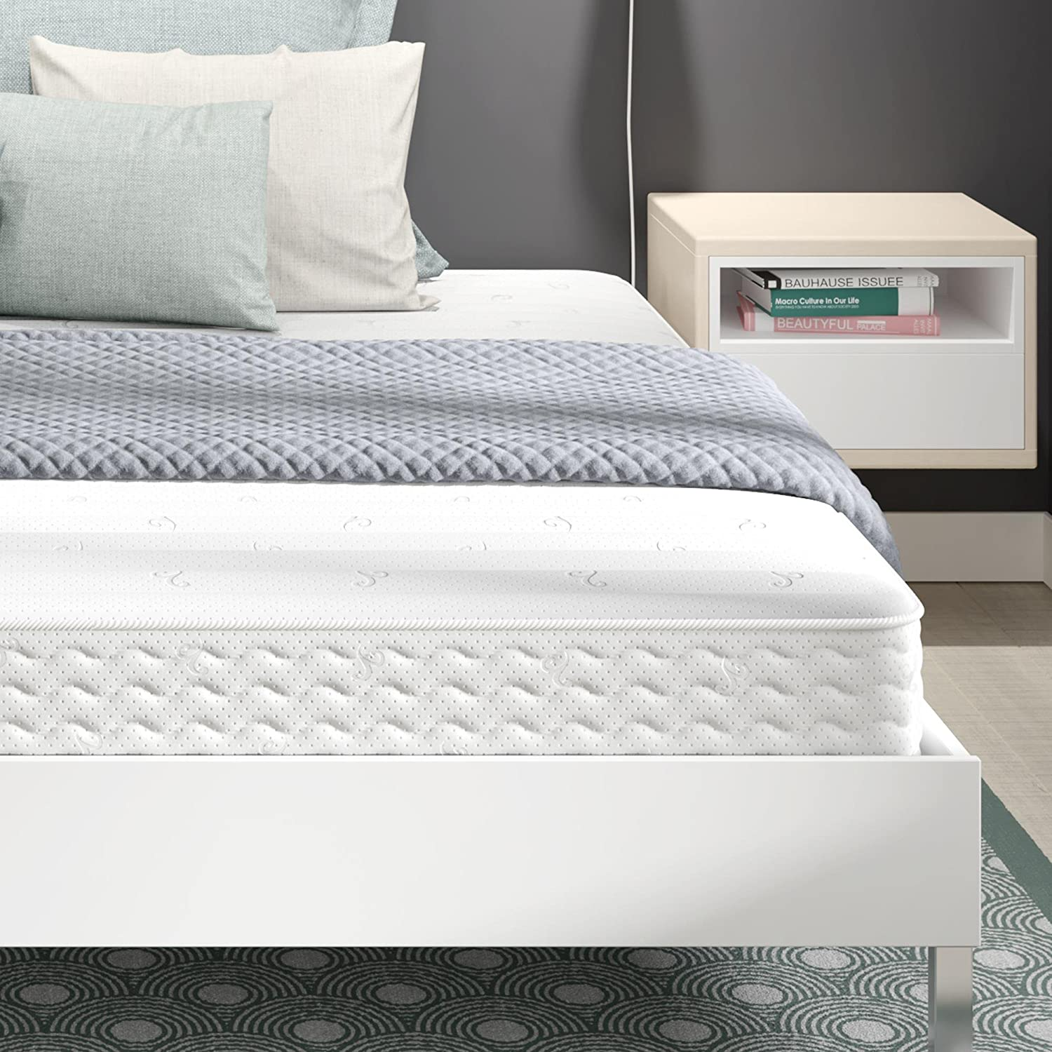hd mattress the dump justice king super duty luxe innerspring