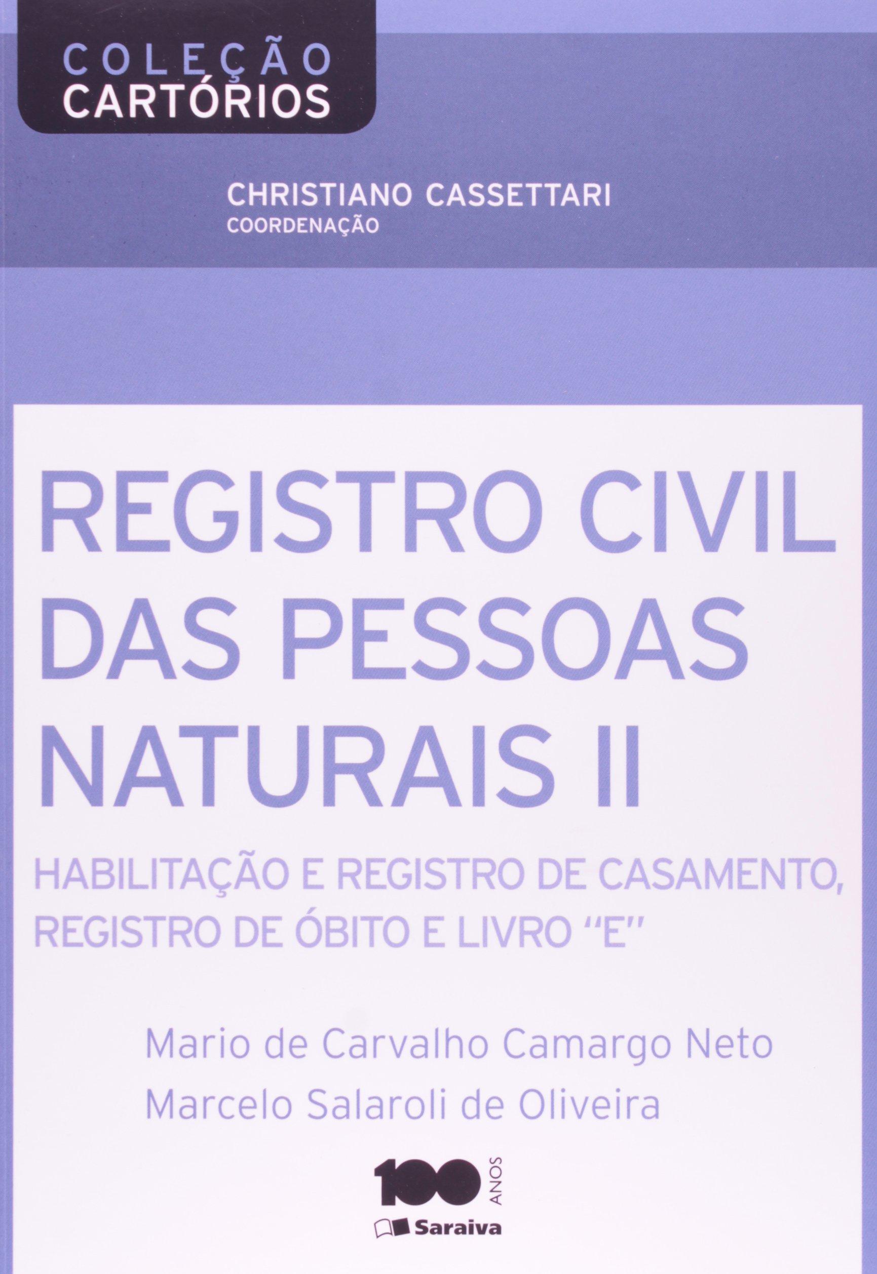 Coleção Cartórios (Em Portuguese do Brasil): Mário de Carvalho Camargo Neto: 9788502224094: Amazon.com: Books