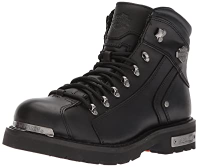 a72fbaab64d3 Amazon.com  Harley-Davidson Men s Electron Motorcycle Boot  Harley ...