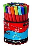 Berol Colour Broad Fibre Tipped Pen - Assorted Colours, Pack of 42