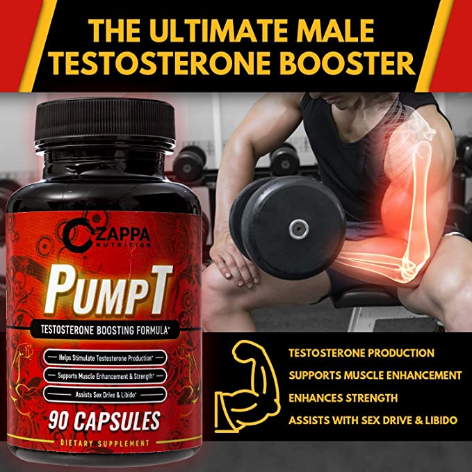 Amazon.com: Testosterone Booster – Male Testosterone Booster ...
