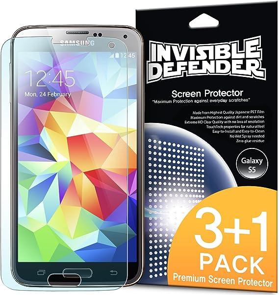 3+1 Libre/HD CLARIDAD] Invisible Defender - Samsung Galaxy S5 ...