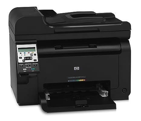 HP Laserjet PRO 100 Color MFP M175NW - Impresora láser (16 ppm ...