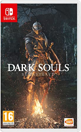 Dark Souls: Remastered - Edición Estándar: Nintendo: Amazon.es ...