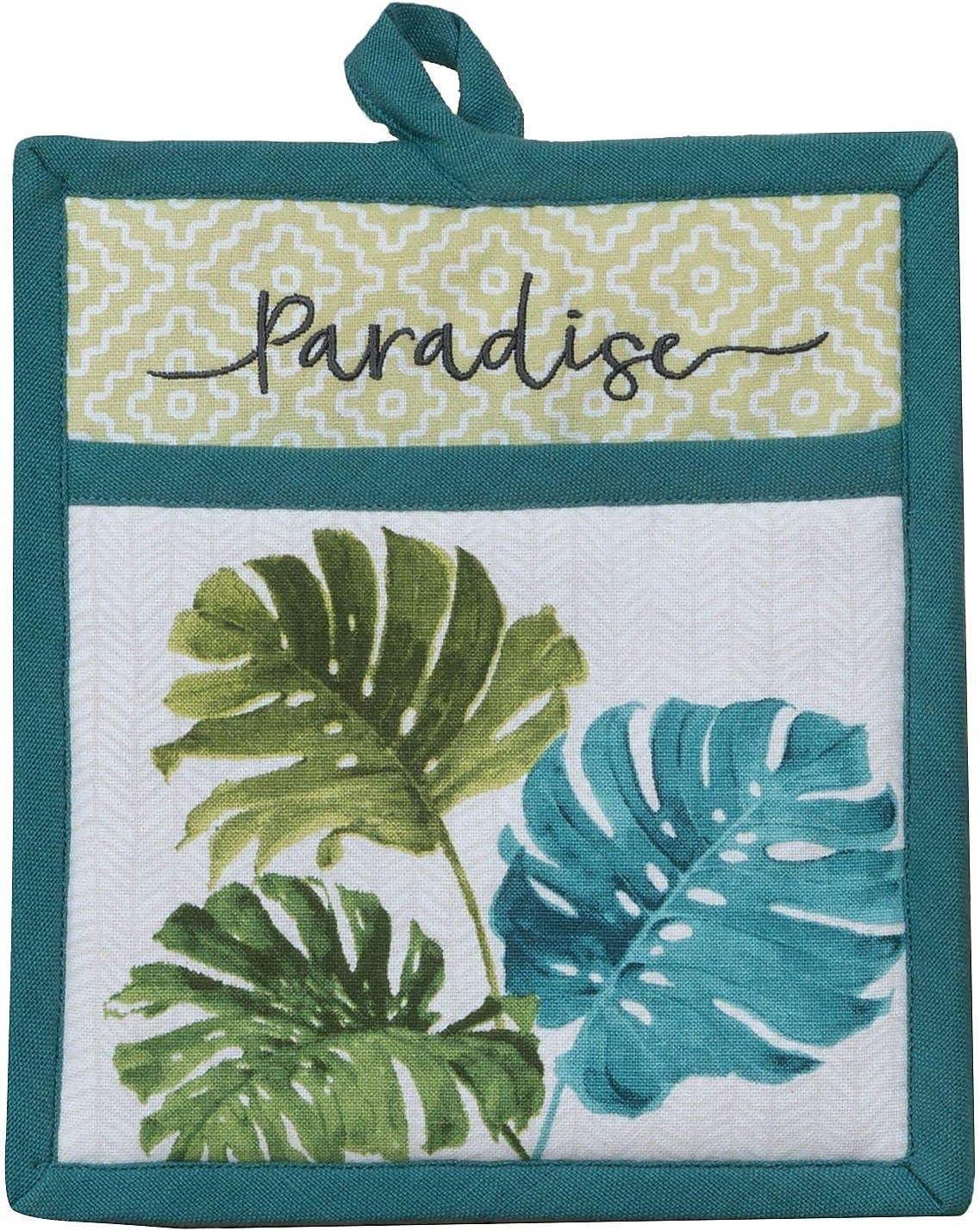 "Kay Dee Designs Paradise Pocket Mitt, 8"" x 10"", Various"