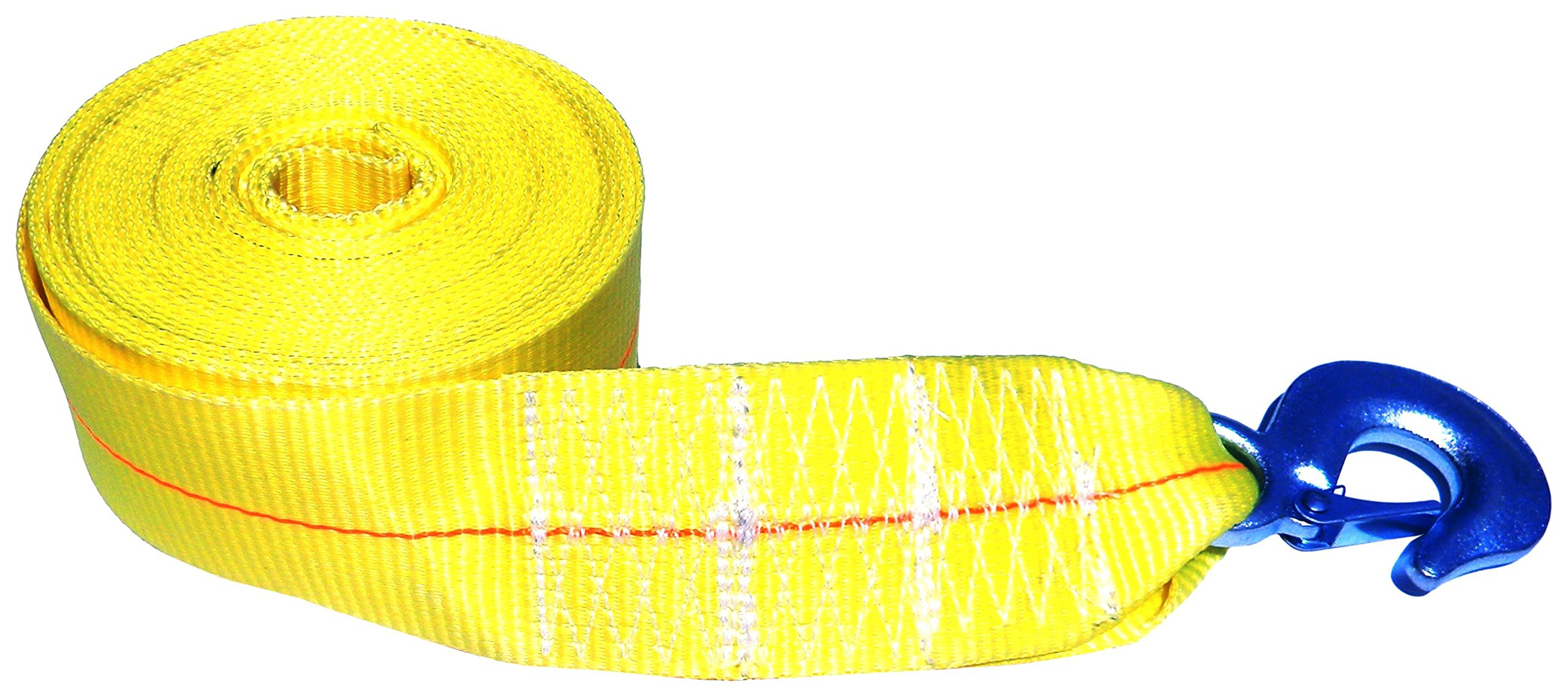 Rod Saver Extra Heavy Duty Replacement Winch Strap, 3'' x 25' by Rod Saver