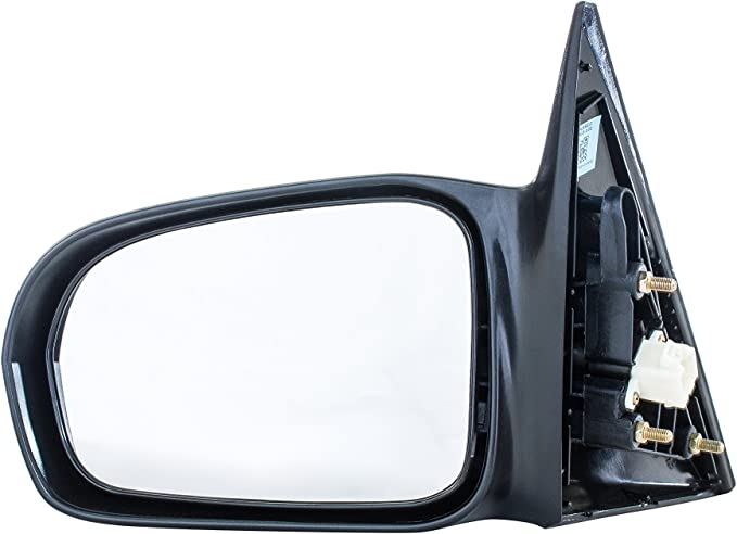 amazon.com: driver side mirror for honda civic (sedan only) lx (2001 2002  2003 2004 2005) unpainted non-heated non-folding power-operated left side  door mirror replacement - ho1320141: automotive  amazon.com