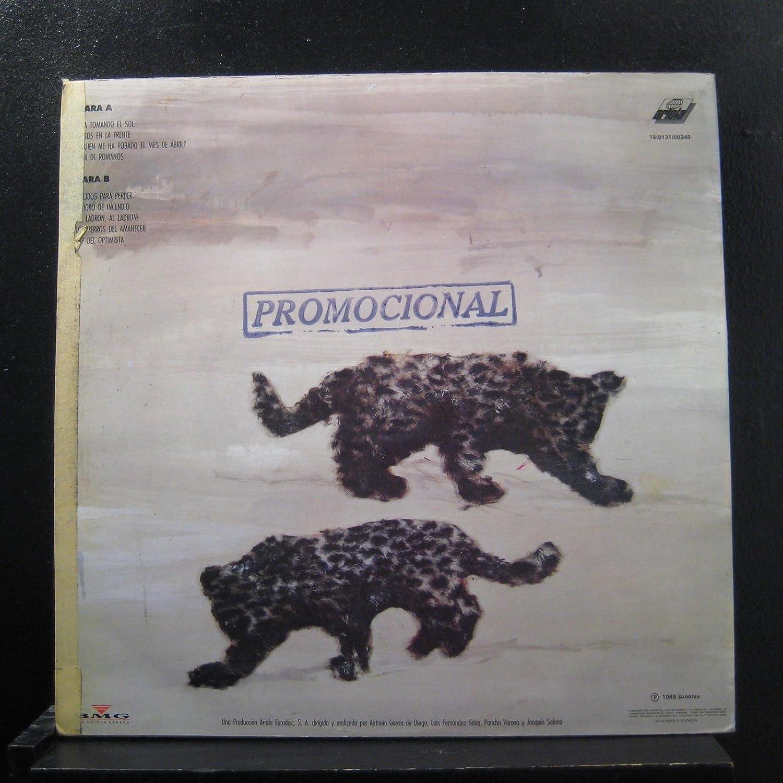 Joaquin Sabina - El Hombre Del Traje Gris - Lp Vinyl Record