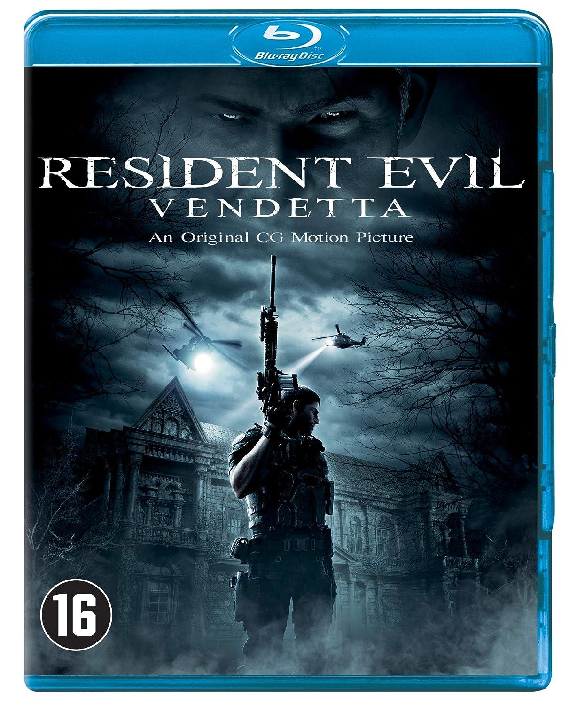 BLU-RAY - Resident Evil - Vendetta (1 Blu-ray): Amazon.es: Cine y Series TV
