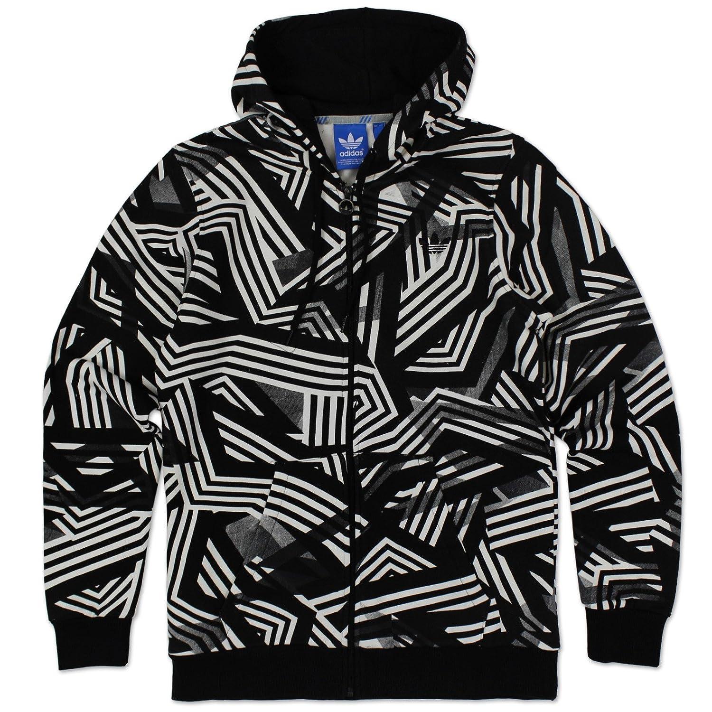 adidas Originals Disrupt Hoody Zip Kapuzen Jacke Sweatjacke