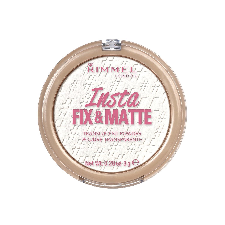 Rimmel London - Insta Fix & Matte Powder Coty 34774540001