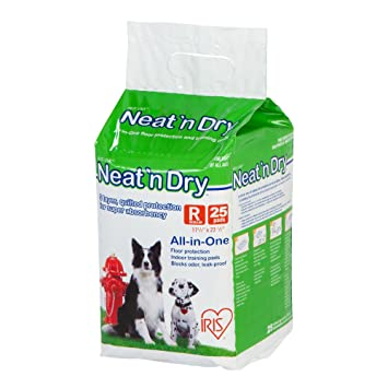 Amazon.com: IRIS Neat n Dry Premium Almohadillas de ...