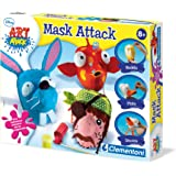 Clementoni- Art Attack Mask Attack